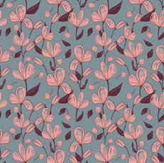 Appert Pink Floral Pattern