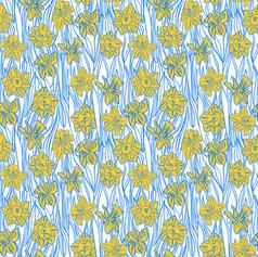 Appert Daffodil Pattern