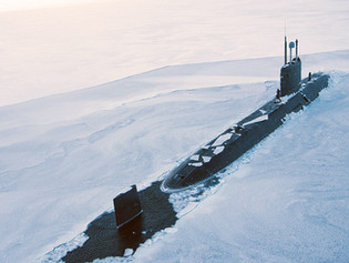 A Warning About Warming: Climate Change Threatens Arctic Nuclear Security
