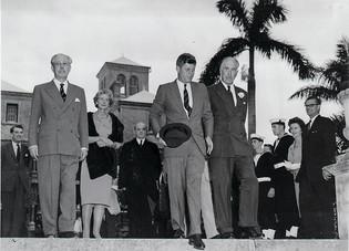 Bahamian Rhapsody: Nassau 1962 and Trident