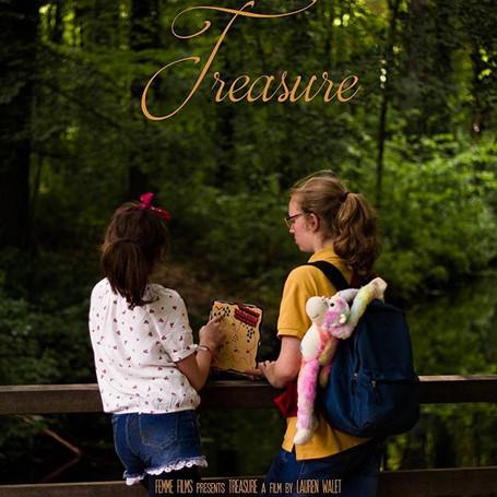 TREASURE, a short film