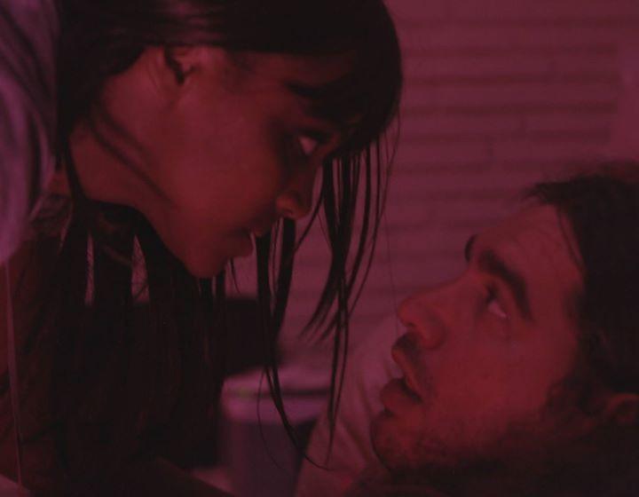 Lori and Mason in Unclean