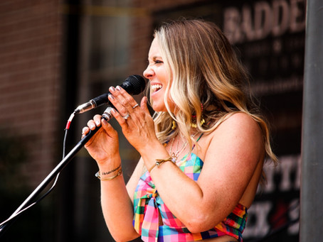 Songwriter Spotlight: Tiona Campbell