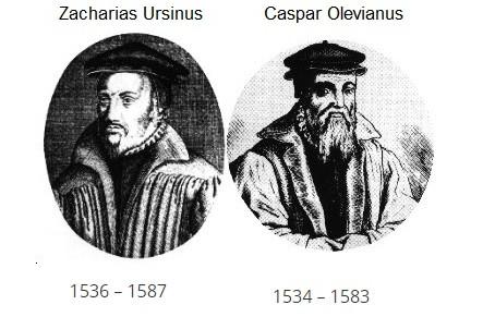 Zacharias Ursinus & Caspar Olevianus: Authors of the Heidelberg Catechism