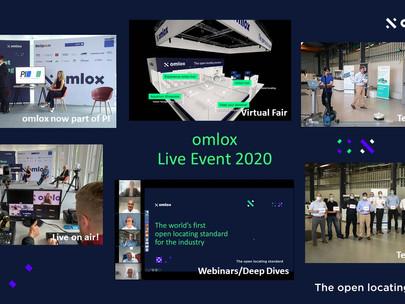 "Start ""omlox""-Initiative: SWAN zieht positive Bilanz"