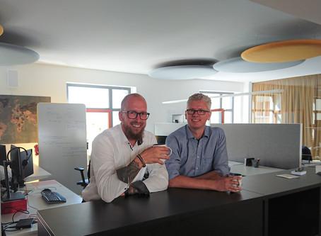 Wechsel Geschäftsführung: Im Gespräch mit Alexander Bernhard und André Nowinski