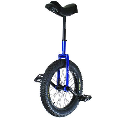 Unicycle Kris Holm