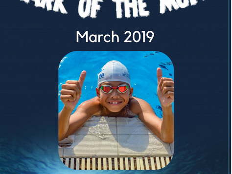 March 2019 - Shark of the Month
