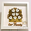 Thumbnail: AMRUT - Personalised Wooden Family Tree Frame 25 x 25