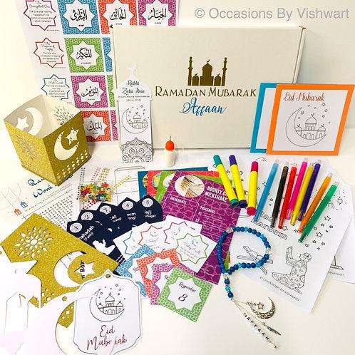 Ramadan Activity Box