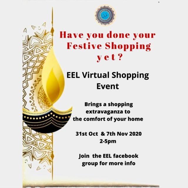 EEL Virtual Shopping Event