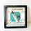 Thumbnail: CRICKET - Personalised Wooden cricket fram25 x 25