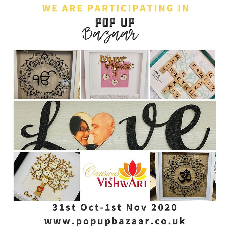 Virtual Diwali Pop Up Bazaar!