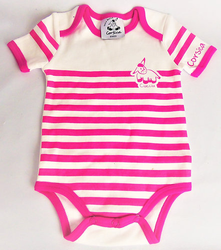 BODY CORS 6M BRICE  FUSCHIA