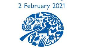 Recorded World Wetlands Day Webinar