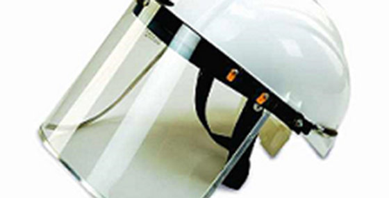 SAFEWELL™ Polycarbonate Face Shield