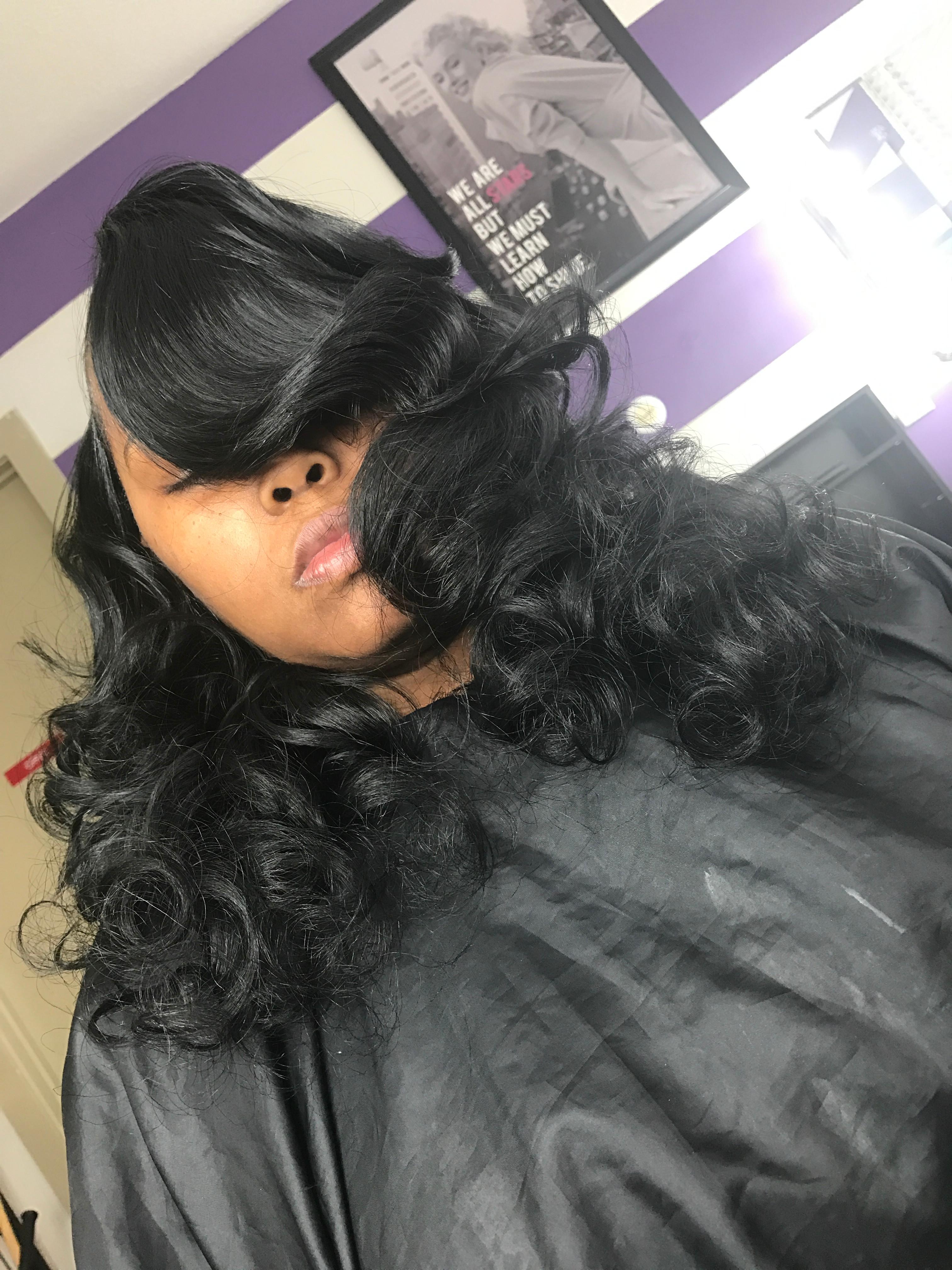 Wig Install (closure or U-part)