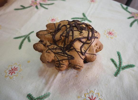 Bizcocho chocolate 250 gr