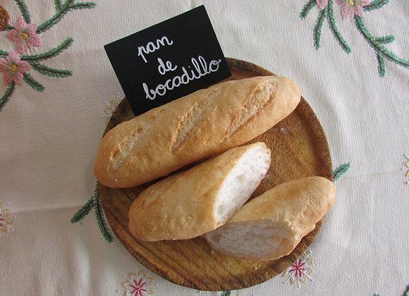 Pan de bocadillo