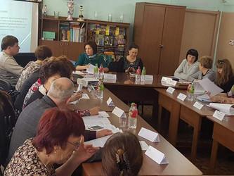 В обществе инвалидов г.Артема прошло Заседание по разработке плана «дорожной карты»