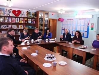 Встреча с Администрацией АГО
