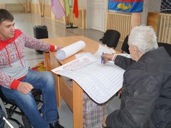 Соревнования в Шкотовском районе