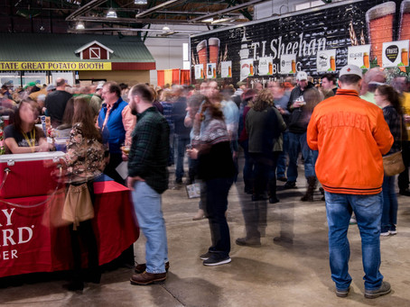 CNY Brewfest proves to be a 'Sip of Sunshine' for all
