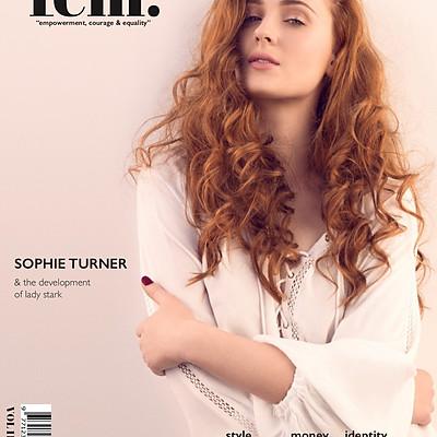 fem. magazine prototype