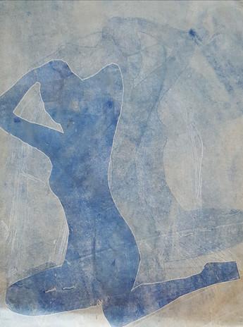 Woman rising 1