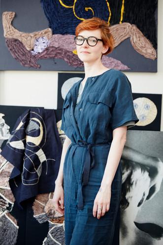 Jenny McIlhatton studio