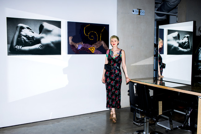 Amygdala exhibition 2019