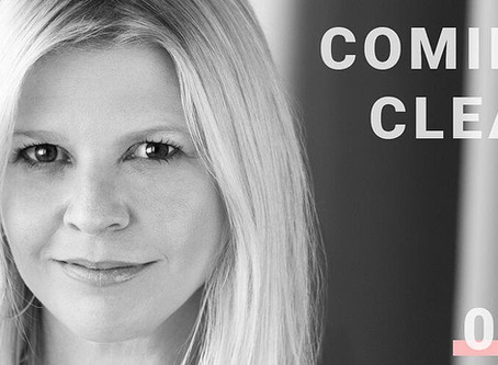 COMING CLEAN WITH KATHRYN MURRAY DICKINSON