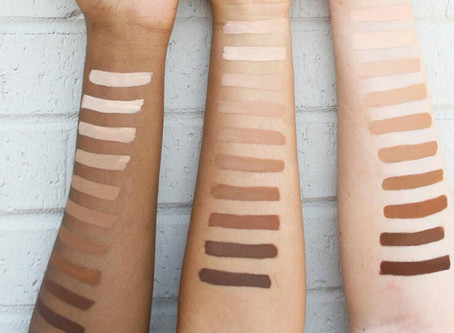 DETERMINING YOUR UNDERTONE: FROM A PROFESSIONAL MAKEUP ARTIST