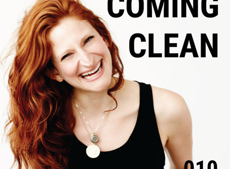 COMING CLEAN WITH KATEY DENNO