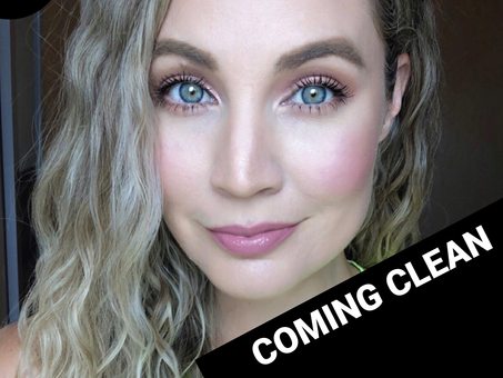 COMING CLEAN WITH JACLYN HOUSTON