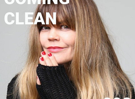 COMING CLEAN WITH PAIGE PADGETT