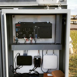 Liftstation SCADA Control Panel Installation