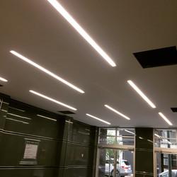 The Jasper Main Lobby Lighting Upgrade