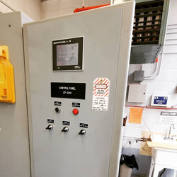 Pumphouse Control Panel Upgrade