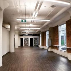 Common Work Area with Smart Lighting