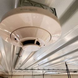 Smoke Detector Installation and Integration