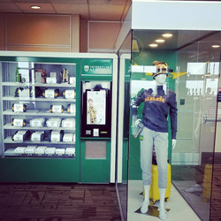 UofA Edmonton Airport Installation