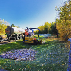 Directional Drilling new Service Lines