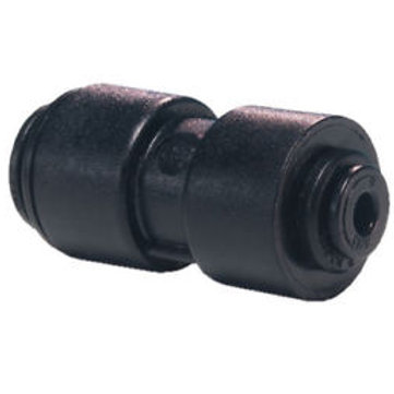 12-8mm Straight Connector