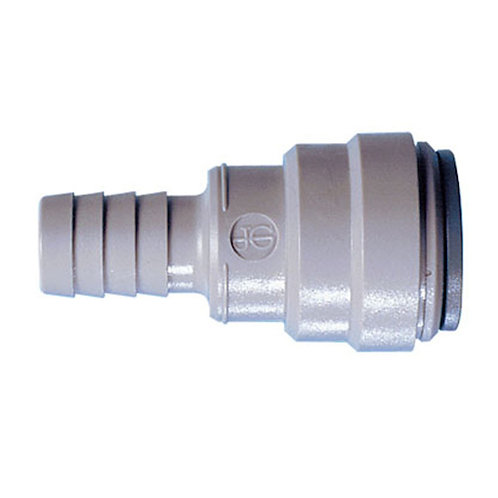 15mm Tube to Hose Connector