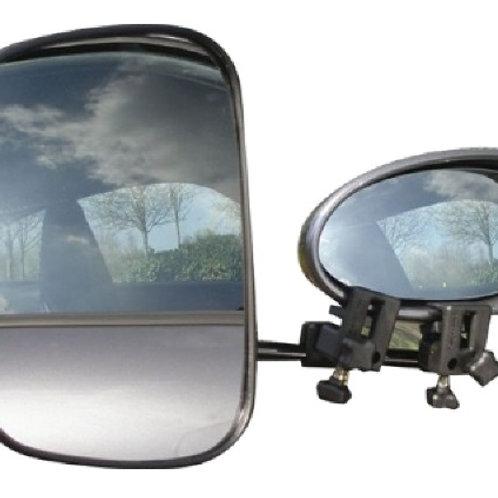 Milenco Grande Aero Mirrors (pair)