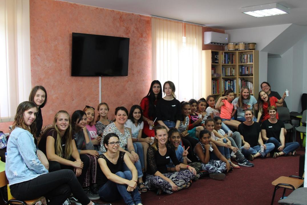 Grupul de fete