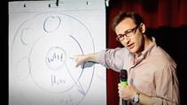 """Commencez avec le """"Pourquoi"""", Simon Sinek - TED"""