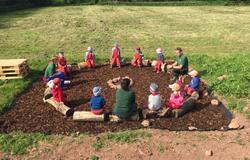 Log Circle