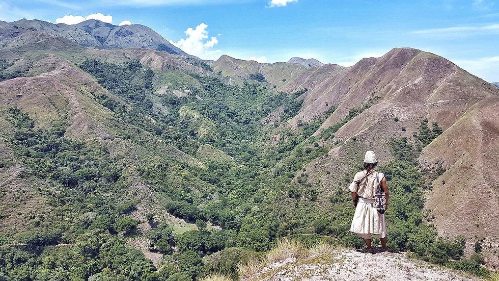Arhuacos et montagnes